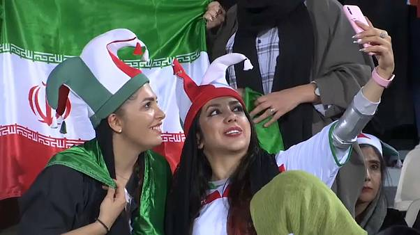 Four thousand women's tickets were allocated for the World Cup qualifier