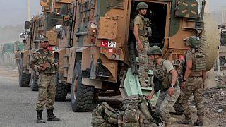 سومین روز حمله ترکیه به شمال سوریه؛ تحریمهای آمریکا علیه آنکارا آماده است اما فعلا اعمال نمیشود