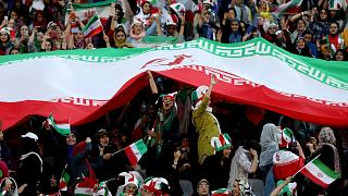 Iranian women at football: a cause for celebration or all just a show?