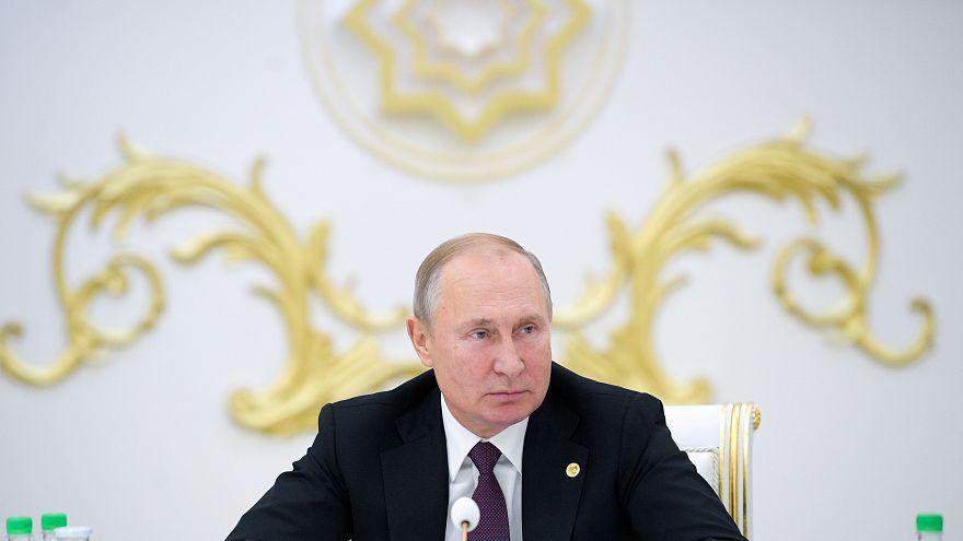 Putin'den uyarı: Türkiye'nin operasyonu IŞİD tehdidini canlandırabilir