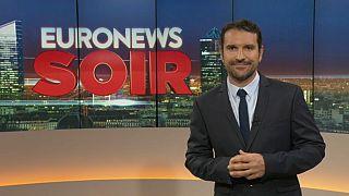 Euronews Soir : l'actualité du vendredi 11 octobre 2019