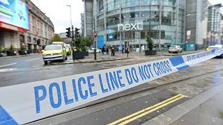 چهار زخمی در پی حمله فردی با چاقو در شهر منچستر