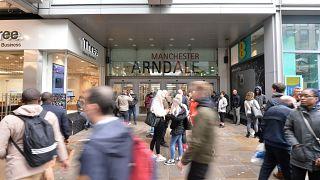 Attaque terroriste au couteau dans un centre commercial de Manchester