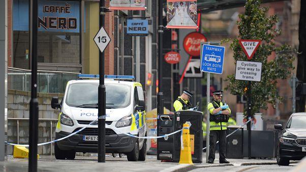 Cinco heridos en un ataque con cuchillo en Manchester