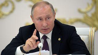 Putin warnt vor IS-Terroristen in Syrien