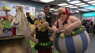 Tayland'daki hortumdan Paris'teki Asteriks'e haftanın 'No Comment'leri