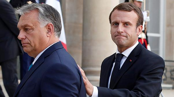Orbán Párizsban: klímabajnokok vagyunk!