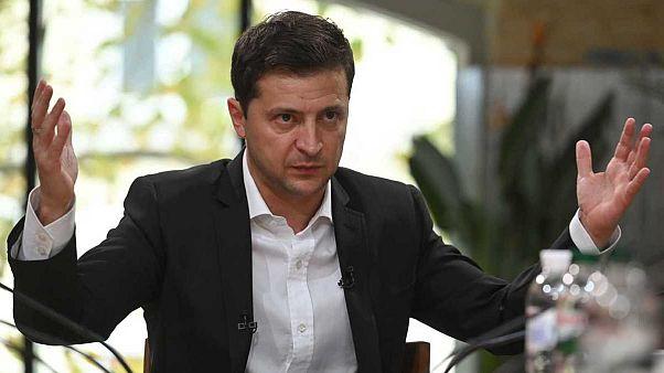 Conferenza stampa record per l'ucraino Zelensky: oltre 14 ore di domande e risposte