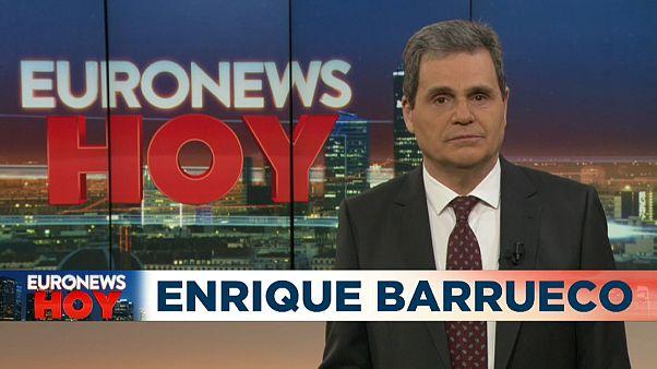 Euronews Hoy | Las noticias del viernes 11 de octubre de 2019
