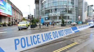 Manchester'da bıçaklı saldırı: 4 yaralı