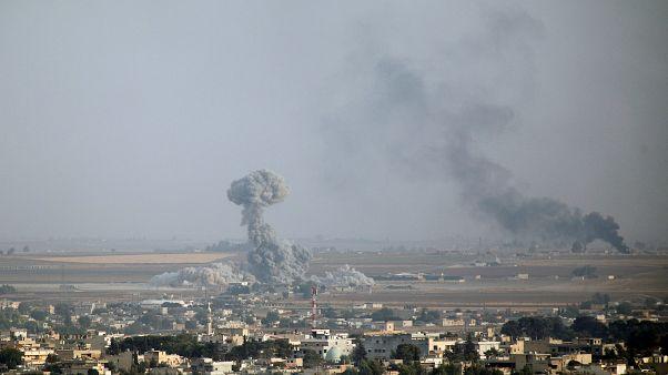 Τουρκική επιχείρηση στη Συρία: 100.000 εγκατέλειψαν τις εστίες τους