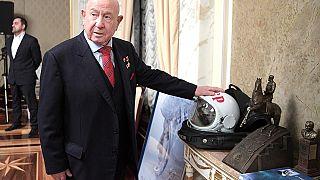 Скончался Алексей Леонов