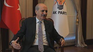 Numan Kurtulmuş: Trump'ın 'Kürtler ve Türkler doğal düşman' sözü emperyal projenin dışa vurumu