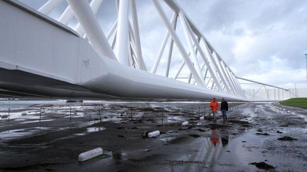 كيف تتعامل مدينة روتردام مع ارتفاع نسبة مستويات البحر؟