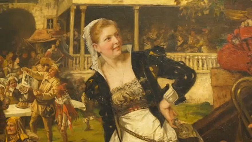 A luta das mulheres artistas pela visibilidade antes de 1919