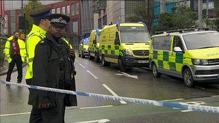Messerstecher verletzt in Manchester fünf Menschen