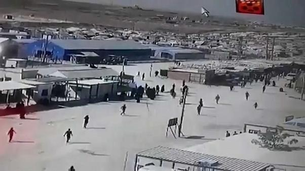 """قوات سوريا الديمقراطية: فرار خمسة مقاتلين من """"داعش"""" من سجن بعد قصف تركي"""