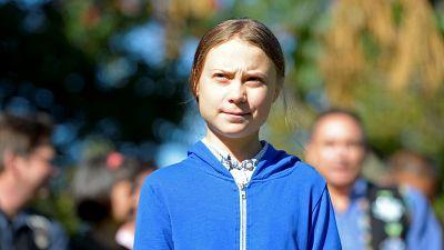 Greta Thunberg, September 2019