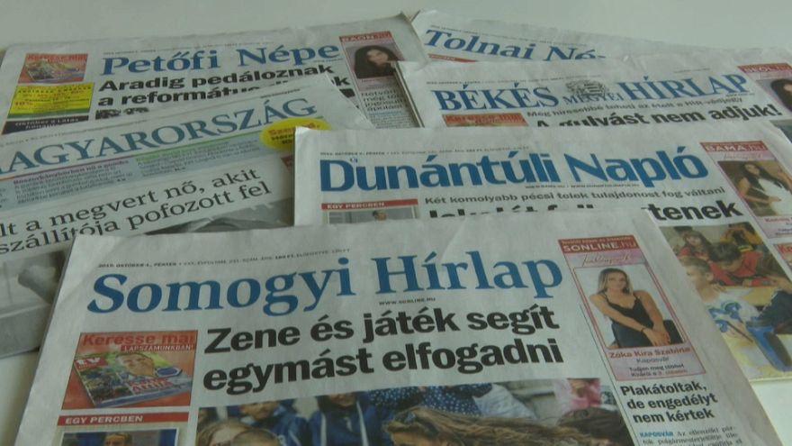 Ουγγαρία: Μίντια και λογοκρισία
