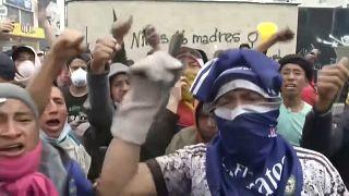 Ecuador: Mindestens vier Tote bei Regierungsprotesten