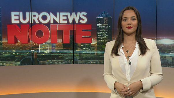 Euronews Noite | As notícias do Mundo de 11 de outubro de 2019