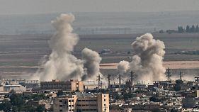 Barış Pınarı Harekatı'nda dördüncü gün: Dakika dakika son gelişmeler - CANLI ANLATIM