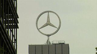 Daimler ruft Hunderttausende Dieselautos zurück