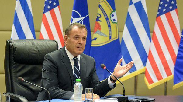 (Ξένη Δημοσίευση). O Υπουργός Εθνικής Άμυνας  Νικόλαος Παναγιωτόπουλος