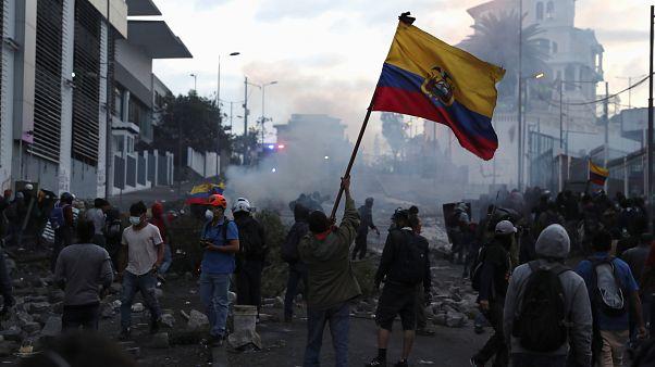 Эквадор: протестующие отказались от диалога с властями