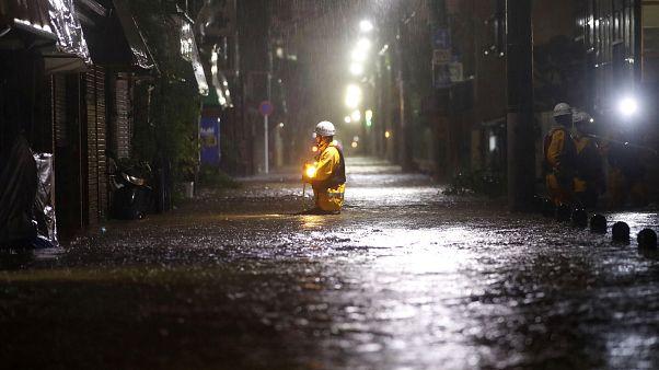 Japón | El Gobierno pide a más de 4 millones de personas a evacuar por el tifón Hagibis