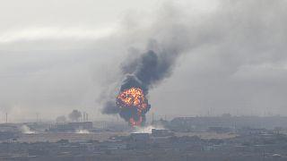 Πεντάγωνο: Δεχτήκαμε τουρκικά πυρά στο Κομπάνι
