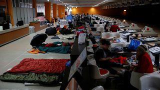 طوفان هاگیبیس به ژاپن رسید؛ درخواست برای تخلیه میلیونها خانه