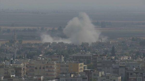 Ankara: Türkische Truppen nehmen syrische Grenzstadt Ras al-Ain ein