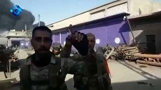 Турки взяли Рас-эль-Айн