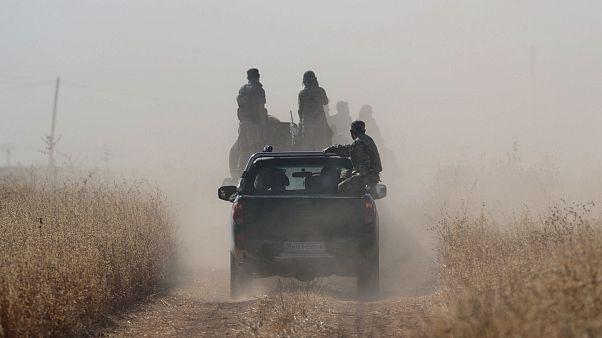 Βόρεια Συρία: Σφοδρές μάχες και χιλιάδες εκτοπισμένοι