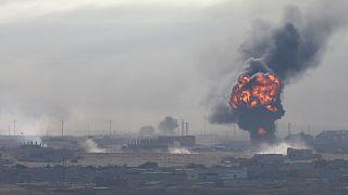 OPCW: Beyaz fosfor Suriye'de kimyasal silah olarak kullanılmadı