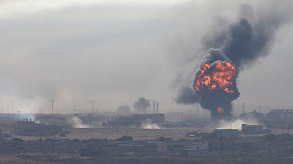 'Milli Suriye Ordusu Resulayn kent merkezinde kontrolü sağladı'