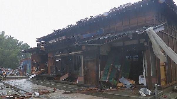 Ο τυφώνας Hagibis απειλεί την Ιαπωνία