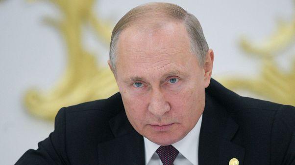 Putin: Suriye toprakları yabancı devlet askerlerinden arındırılmalı