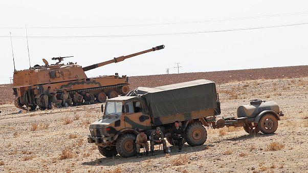 Forze turche bombardano, per sbaglio, quelle Usa