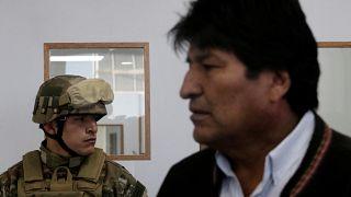 ¿Peligra la reelección de Evo Morales en Bolivia?
