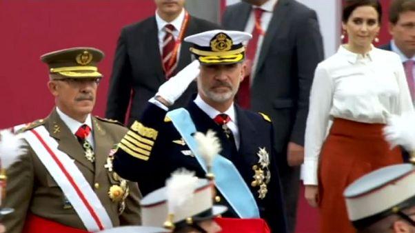 Katalanischen Separatisten droht lange Haft