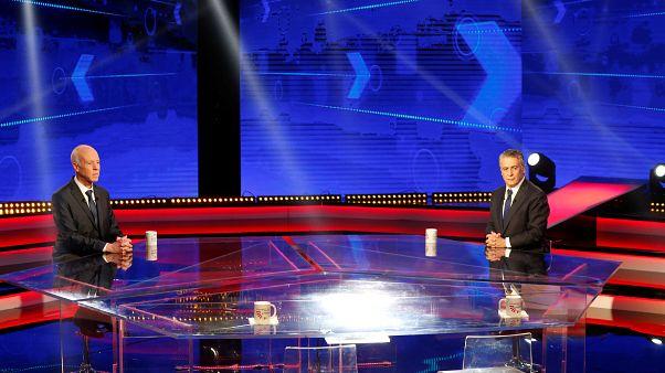 ماذا قال مرشحا الرئاسة التونسية في مناظرتهما الأخيرة عن التطبيع مع إسرائيل؟