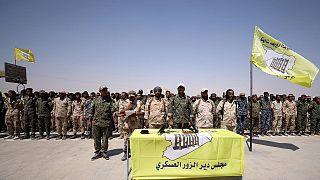 """""""Türkiye'nin saldırısıyla IŞİD'in canlandığını"""" iddia eden SDG hava sahasının kapatılmasını istedi"""