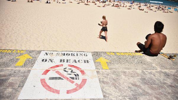 سیگار کشیدن در پارکها و سواحل کالیفرنیای آمریکا ممنوع میشود