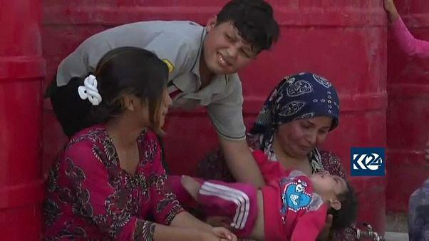 Курды перед выбором: спасать детей или охранять боевиков ИГИЛ
