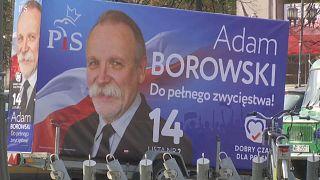 A kormánypárt győzelme várható a lengyel választáson