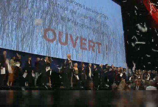 Άνοιξε η αυλαία του κινηματογραφικού φεστιβάλ Lumiere