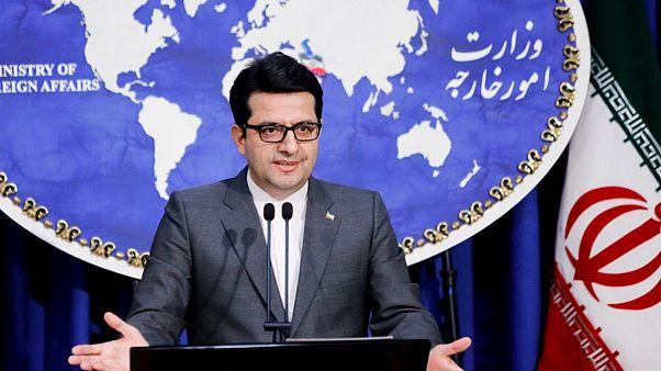 سید عباس موسوی، سخنگوی وزارت امور خارجه ایران