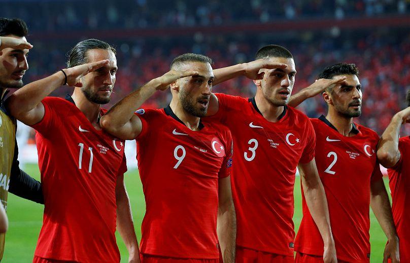 REUTERS/Huseyin Aldemir